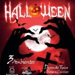 Baile do Halloween acontece no próximo dia 10, no Clube Recreativo